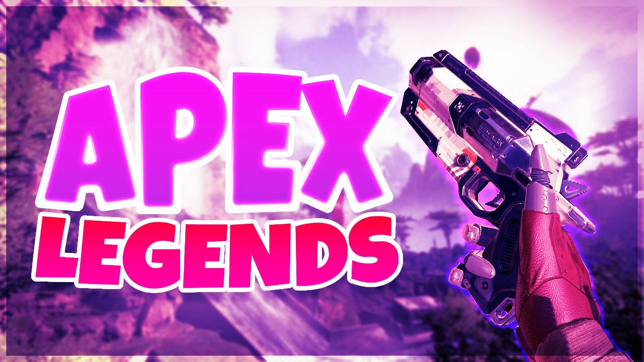 Apex Legends Thumbnail For Your YouTube Videos FREE