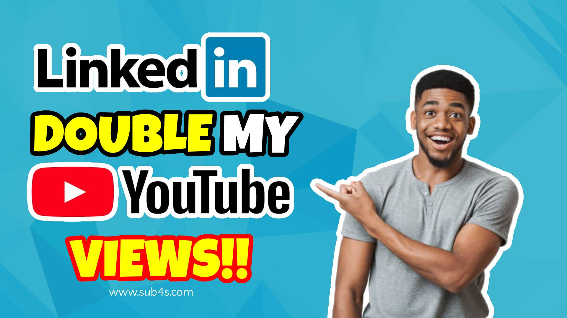 Posting Videos on LinkedIn DOUBLED My YouTube Channel Views